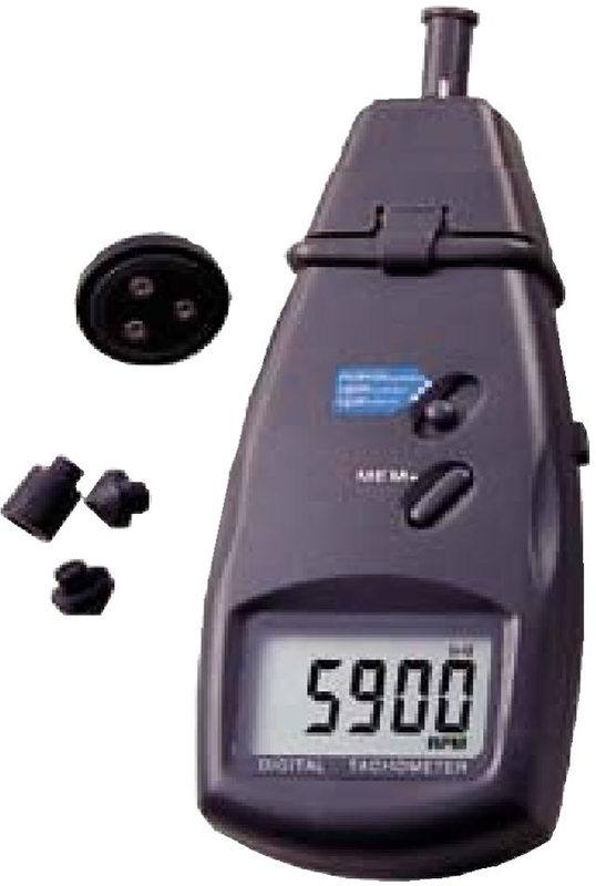 Tacómetro óptico y de contacto AD6236P - AD INSTRUMENTS