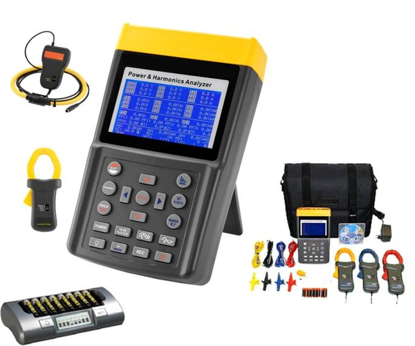 Electrical Network Analyzer : Electrical network analyzer ad instruments