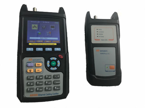Cat-6 Cable certifier AD500