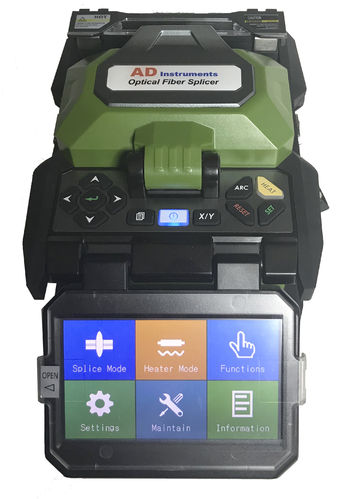Kit Fusion Splicer IP52 FFTH AD456
