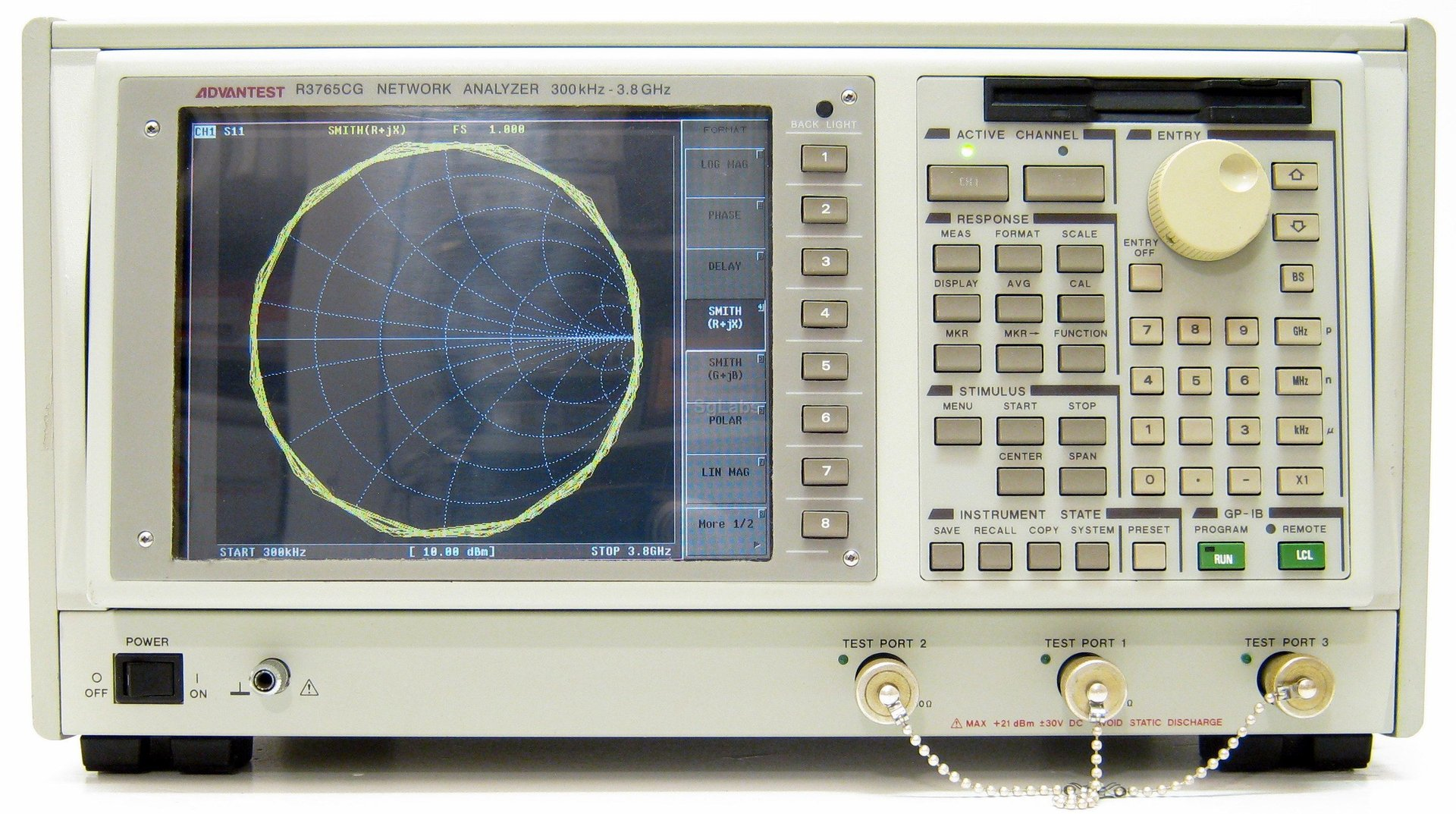 Rent Vector Network Analyzer R3765CG