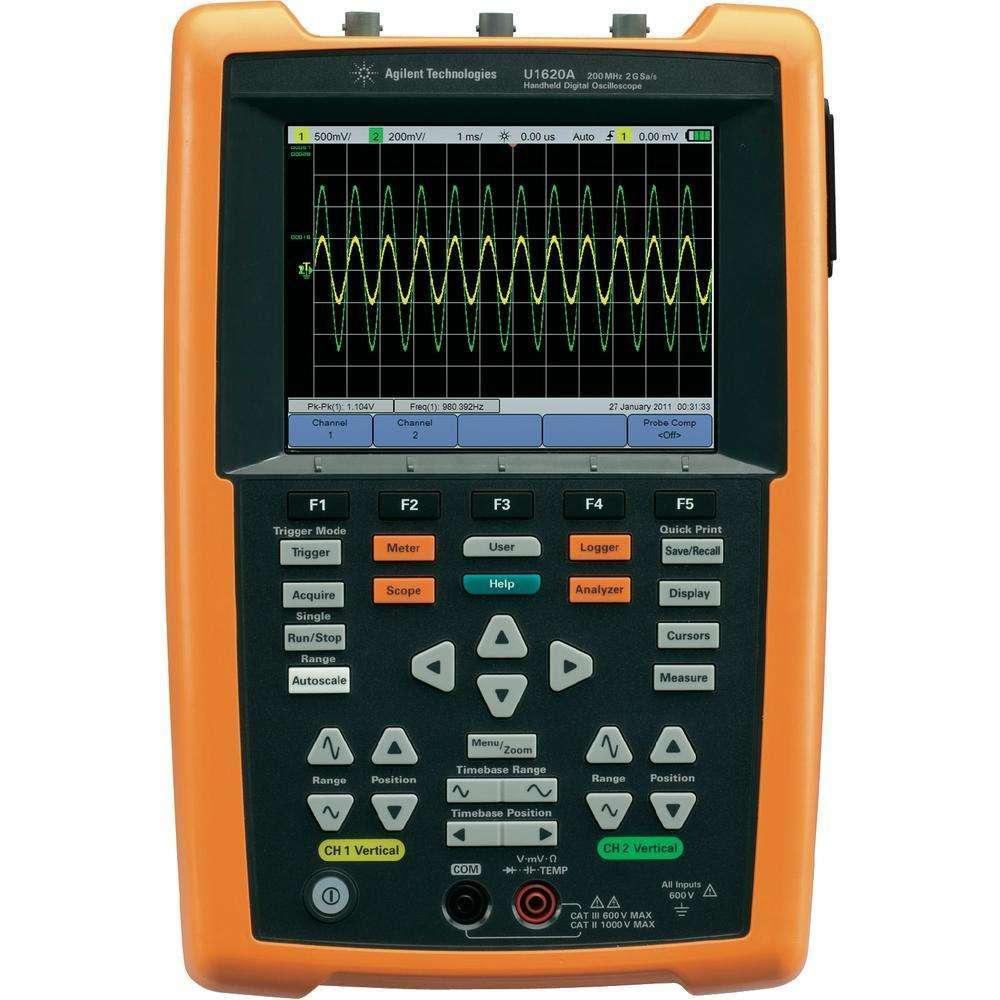 Rent oscilloscope keysight U1620A